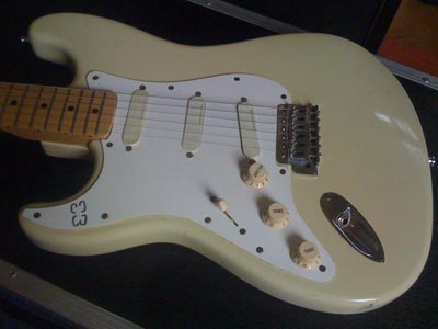 Fender Stratocaster Eric Clapton Signature First Edition (1989-2001)