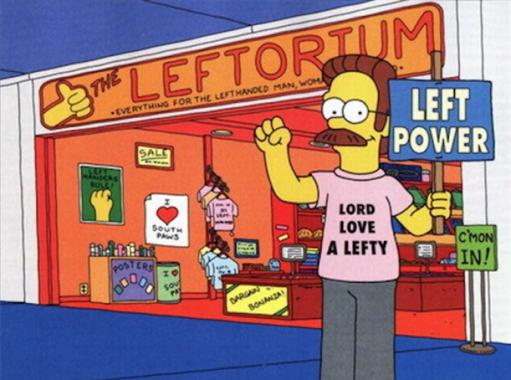 Lefty market