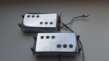 Fender Wide Range Pickups