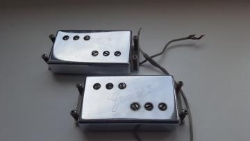 Fender Wide Range Pickups