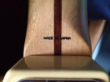 Fender stratocaster 70s reissue japan